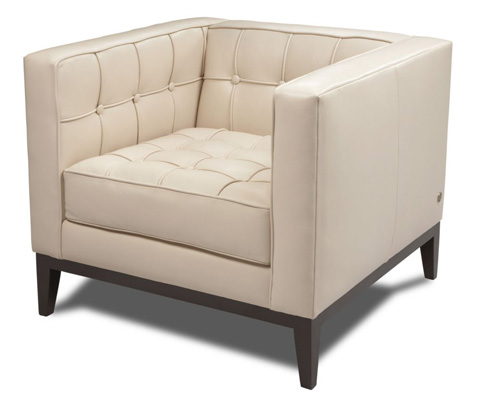 American Leather - Luxe Chair - LUX-CHR-ST