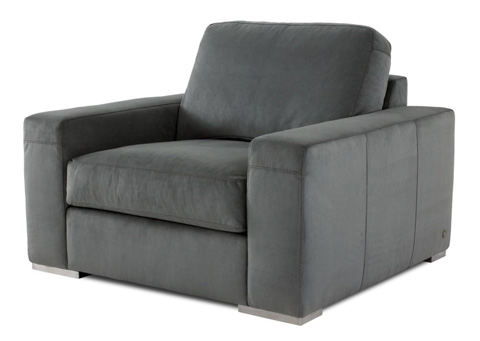 American Leather - Westchester Chair - WST-CHR-ST