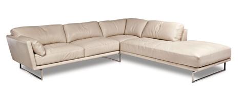 American Leather - Graham Sectional - GRM-SM2-RA/GRM-SBC-LA