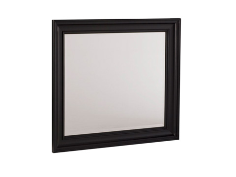 Image of Camden Dark Landscape Mirror