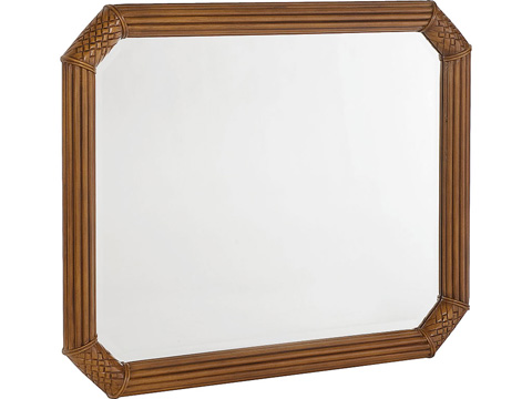 Image of Grand Isle Landscape Mirror