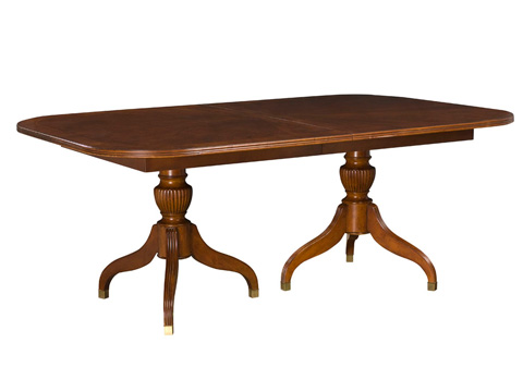 Image of Cherry Grove Pedestal Dining Table