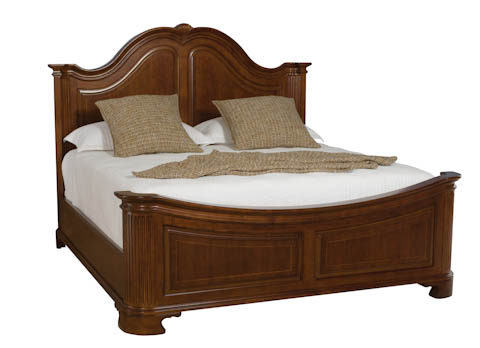 American Drew - Cherry Grove 45th Mansion Panel Bed - 791-313R/316R