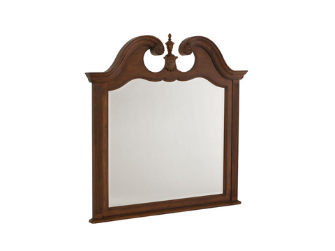 Image of Cherry Grove Landscape Mirror