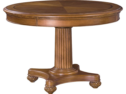 Image of Grand Isle Round Dining Table