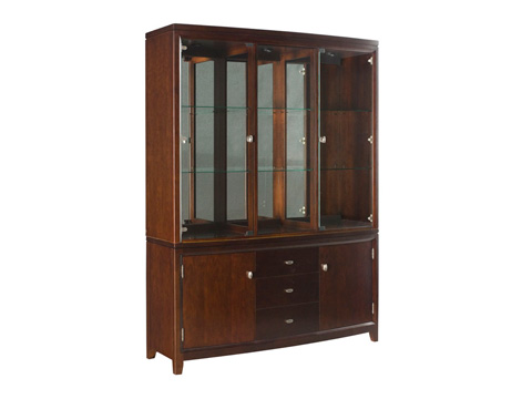 American Drew - Complete China Cabinet - 912-830R