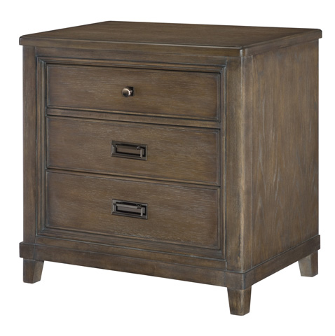 American Drew - Drawer Nightstand - 488-420