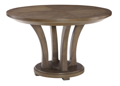 American Drew - Round Dining Table - 488-701R