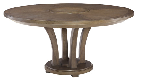 American Drew - Round Dining Table - 488-702R