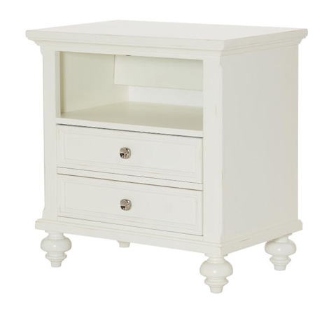 Image of Drawer Nightstand