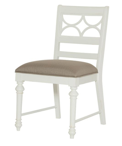 Image of Fret Work Side Chair