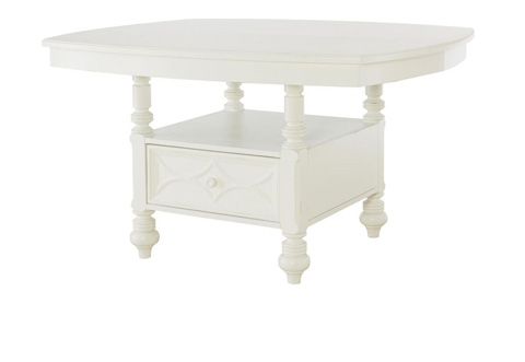 Image of Adjustable Storage Dining Table