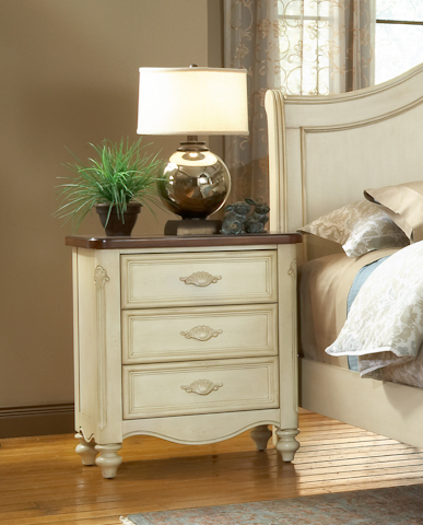 American Woodcrafters - Chateau Nightstand - 3501-430
