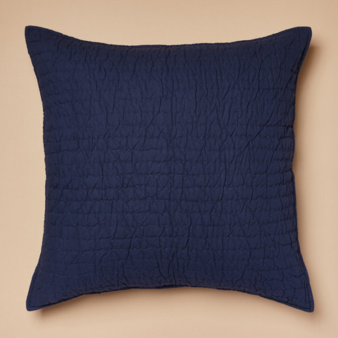 Image of Base Camp Pillow in Navy