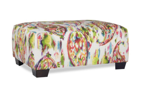 Aria Designs - Reynolds Cocktail Ottoman - 671853-1549O