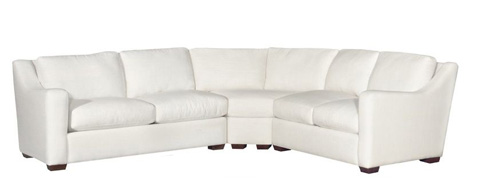 Image of Carmel Pearl Sectional Sofa