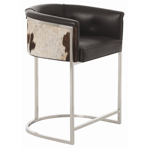 Arteriors Imports Trading Co. - Calvin Low Barstool - 2763