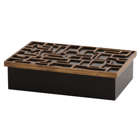 Arteriors Imports Trading Co. - Piper Large Box - 4040