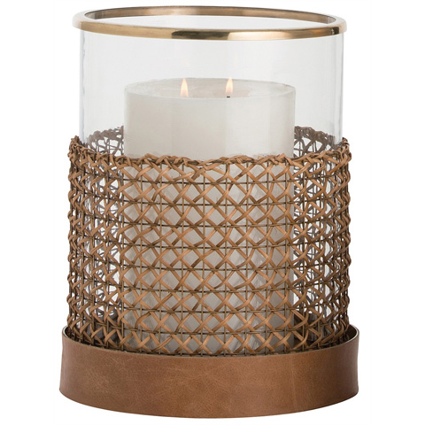 Image of Honor Large Hurricane Candle Holder