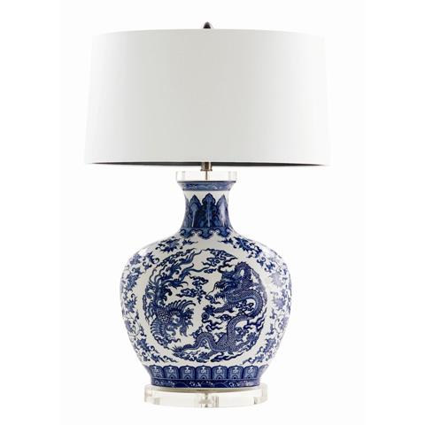 Arteriors Imports Trading Co. - Dragon Lamp - 47824-234