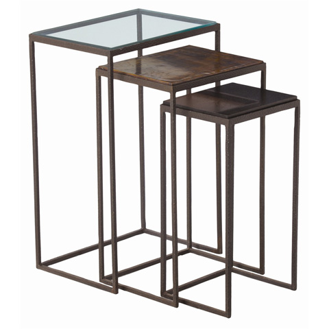 Arteriors Imports Trading Co. - Set of Knight Large Nesting Tables - 6524