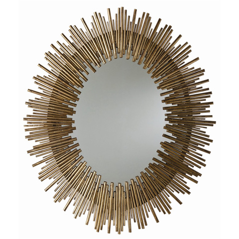 Arteriors Imports Trading Co. - Prescott Large Oval Mirror - 6561