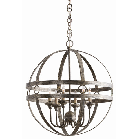 Arteriors Imports Trading Co. - Hollace Chandelier - 84315