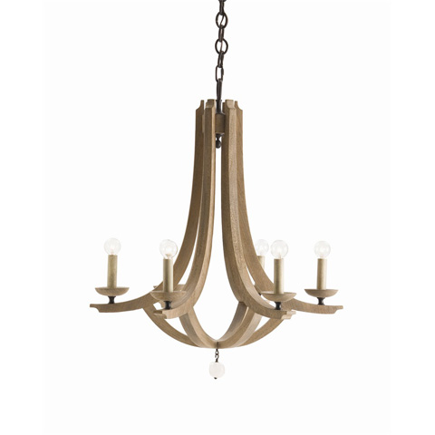 Arteriors Imports Trading Co. - Manning Large Chandelier - 89410