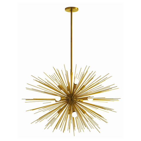 Arteriors Imports Trading Co. - Zanadoo Large Chandelier - 89991