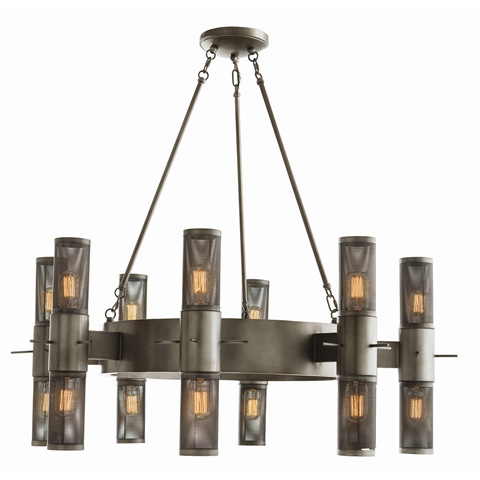 Arteriors Imports Trading Co. - Dirk Fixed Chandelier - 89994