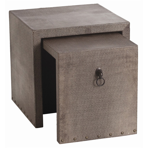 Arteriors Imports Trading Co. - Set of Equus Nesting End Tables - DD2022