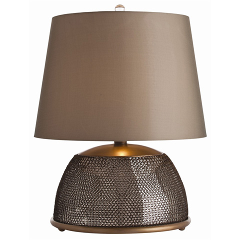 Arteriors Imports Trading Co. - Chainmail Lamp - DK42045-768