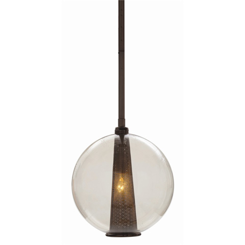Arteriors Imports Trading Co. - Caviar Adjustable Medium Pendant - DK49912