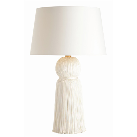 Image of Tassel Lamp