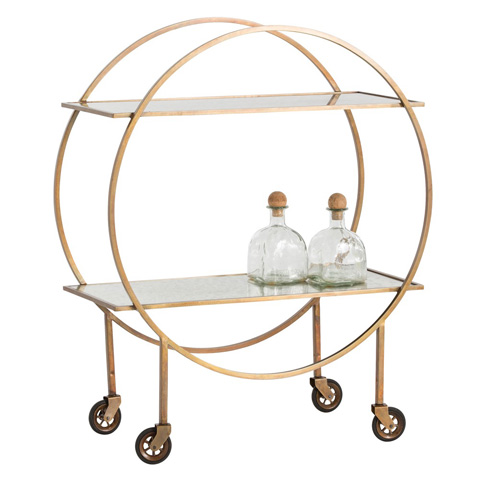Image of Rupert Bar Cart