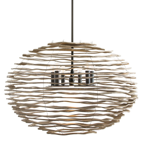 Arteriors Imports Trading Co. - Rook Large Pendant - 45100