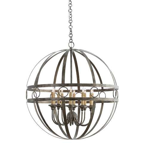 Arteriors Imports Trading Co. - Hollace Large Chandelier - 84316