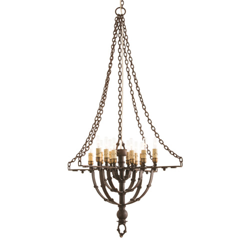 Arteriors Imports Trading Co. - Montego Chandelier - 86784