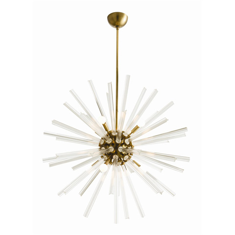 Arteriors Imports Trading Co. - Hanley Large Chandelier - 89012