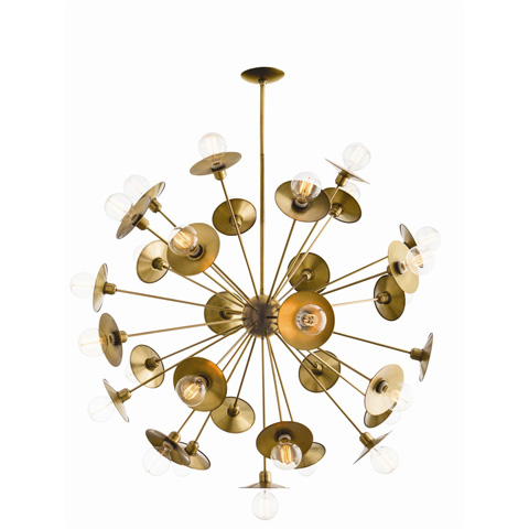 Arteriors Imports Trading Co. - Keegan Large Chandelier - 89018
