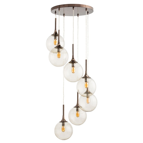 Arteriors Imports Trading Co. - McKinley Fixed Chandelier - 89965