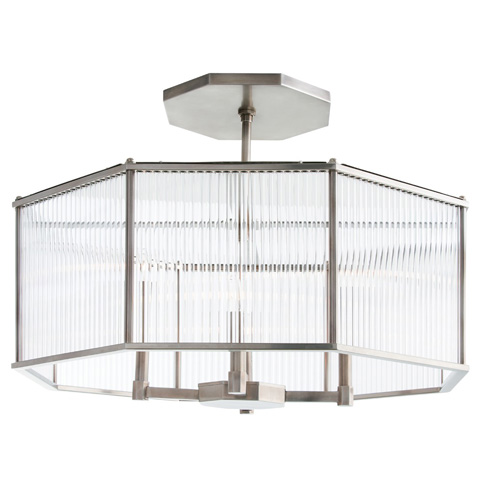 Arteriors Imports Trading Co. - Hera Octagon Chandelier - DS89003