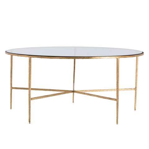 Arteriors Imports Trading Co. - Winchester Round Cocktail Table - 4013