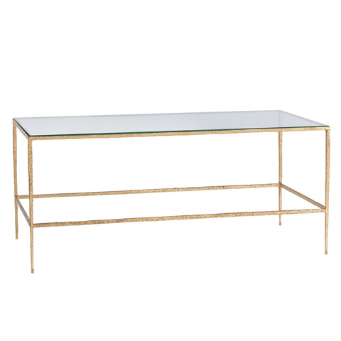 Arteriors Imports Trading Co. - Winchester Rectangular Cocktail Table - 4014