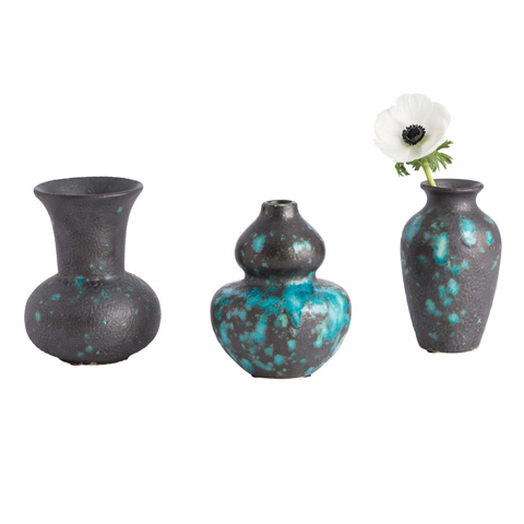 Arteriors Imports Trading Co. - Sanders Vases-Set of Three - 5140