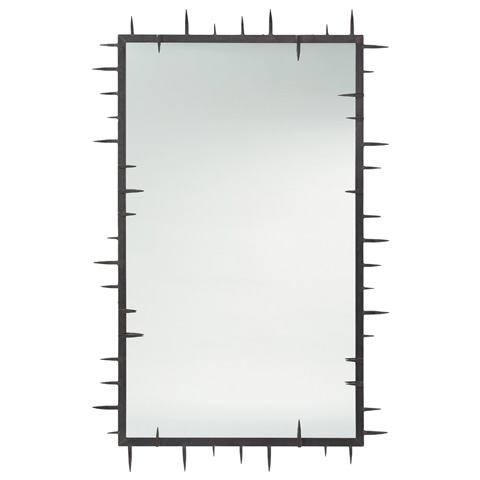 Arteriors Imports Trading Co. - Spiked Rectangular Mirror - DD2602