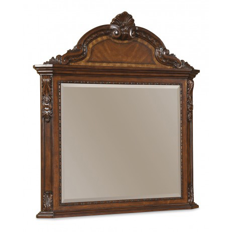 Image of Vertical Arched Mirror