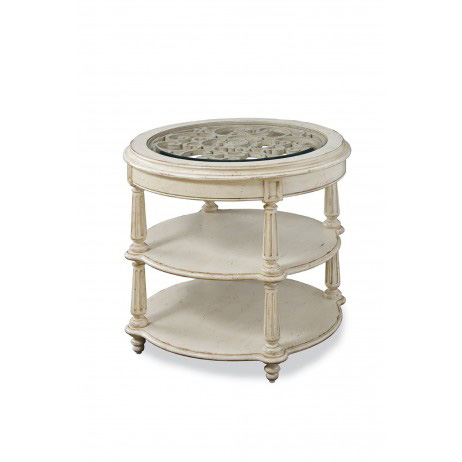 A.R.T. Furniture - Round Lamp Table - 176303-2617