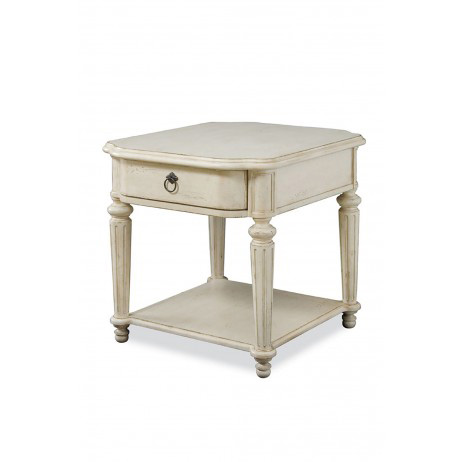 Image of Drawer End Table
