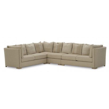 A.R.T. Furniture - Madison Natural Sectional - 192SECT